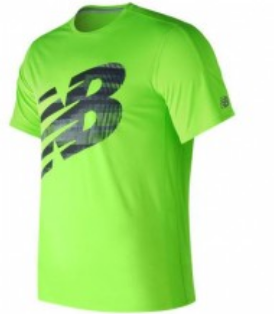 NEW BALANCE ACCELERATE SS GRAPHIC