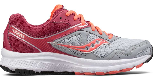 Scarpe runner SAUCONY CHOESION 10 W Rosso Donna