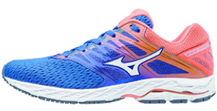 Scarpe runner MIZUNO WAVE SHADOW 2 Blu Uomo