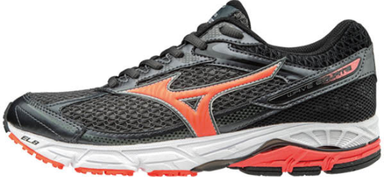 Scarpe runner MIZUNO WAVE EQUATE W nero Donna