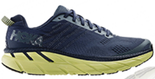 Scarpe runner HOKA ONE ONE CLIFTON 6 Verde Uomo