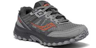 Acquista Scarpe per la corsa SAUCONY EXCURSION TR14 GTX W grey Donna
