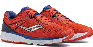 Scarpe runner SAUCONY SWERVE Rosso Uomo