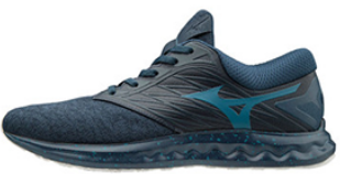 Scarpe runner MIZUNO WAVE POLARIS blu navy Uomo