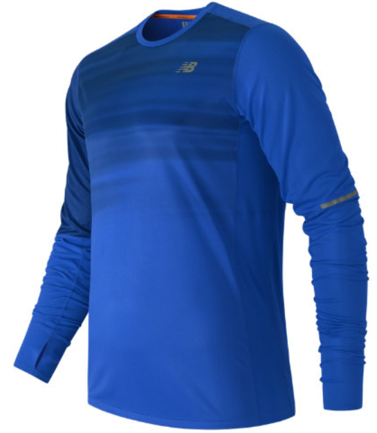 NEW BALANCE ICE LS T-SHIRT