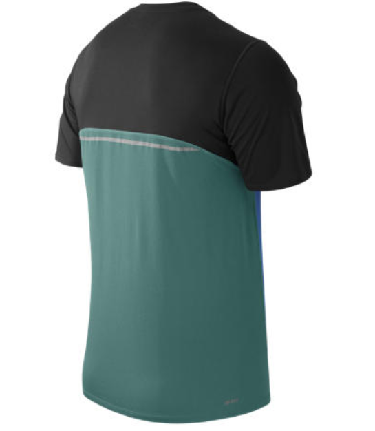NEW BALANCE TEEACCELERATE SHORT SLEEVE